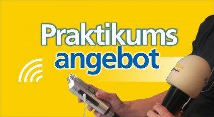 Logo-Praktikumsangebot